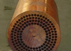 超导铜深孔加工