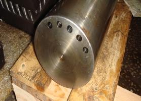 钻井工具深孔加工